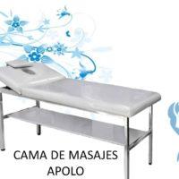 B 1 CAMA DE MASAJES APOLO